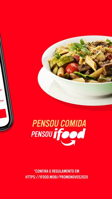 iFood - Pedir comida e mercado