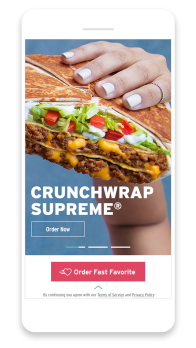 download Taco Bell apps 4