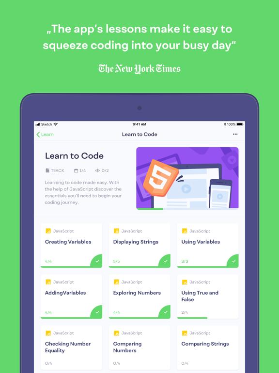Mimo: Learn to Code - Revenue & Download estimates - Apple App Store