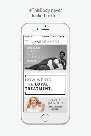 Lane Rewards by Lane Bryant - náhled