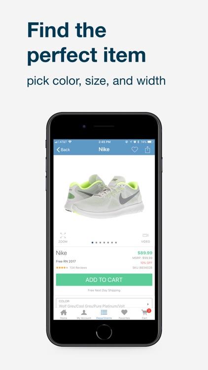 Zappos: Shop shoes & clothes screenshot-3