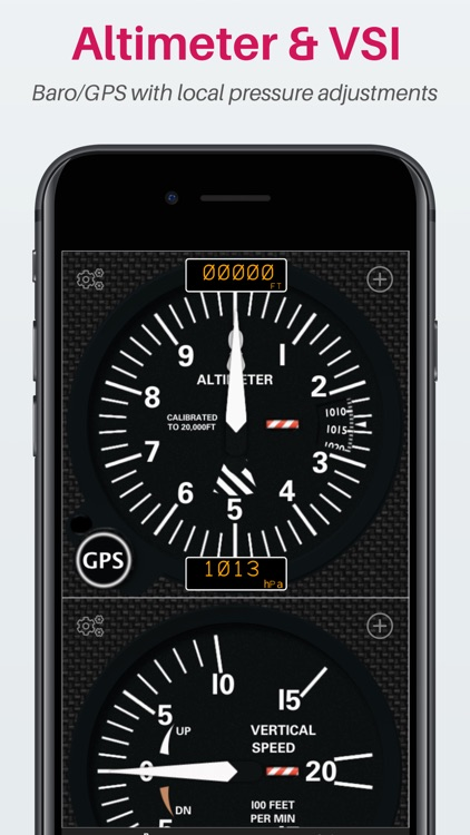 fDeck: flight instruments screenshot-8