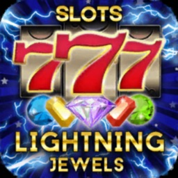 Slots 777 Lightning Jewels