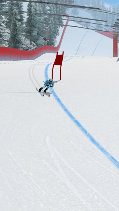 World Cup Ski Racing screenshot 3