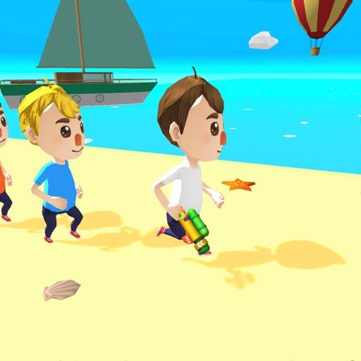 Beach Runner 3D