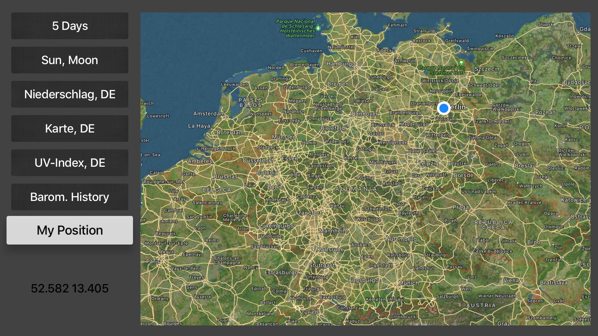 Old Barometer screenshot 9