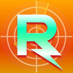 Ícone do app Tempo agora Temperatura Radar°