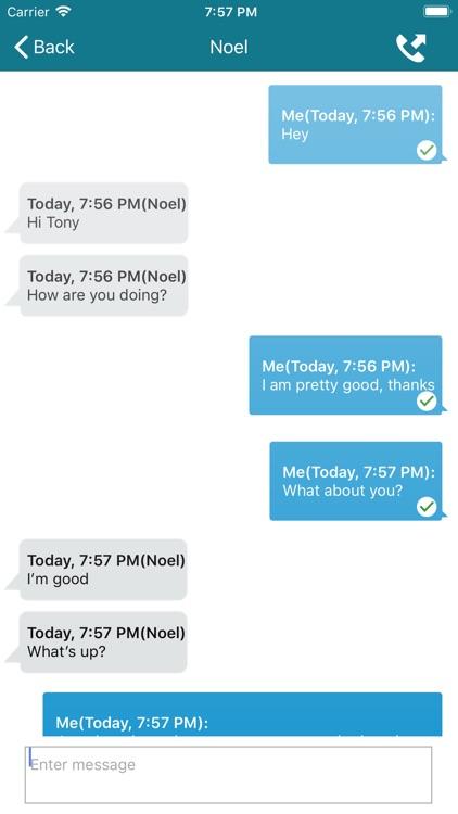 InstantTalk PTT screenshot-3