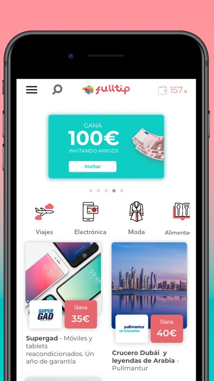 Fulltip -Gana dinero comprando screenshot-5