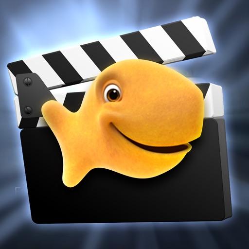 Goldfish Movie Maker Icon