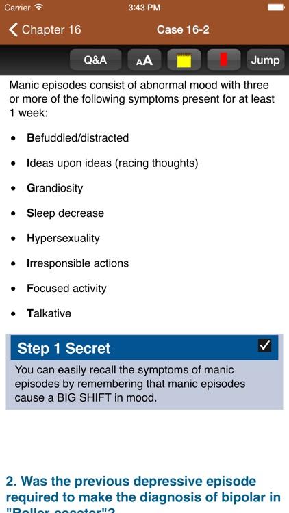 USMLE Step 1 Secrets, 3/E screenshot-4
