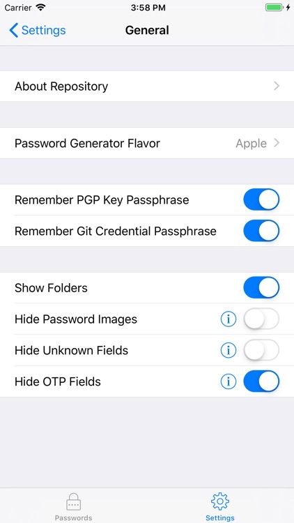 Pass - Password Store screenshot-4