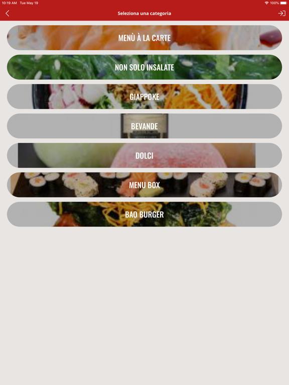 Giappo Sushi screenshot 6