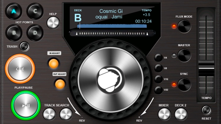 Midi DJ remote lite screenshot-2