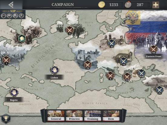 European War 6: 1914 screenshot 13