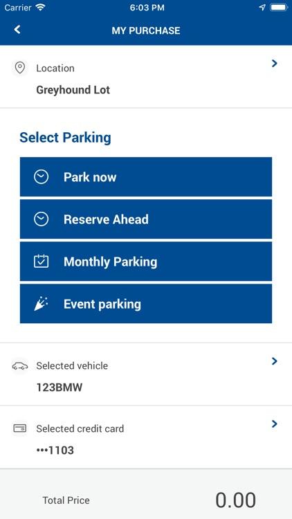 LAZ Parking screenshot-3