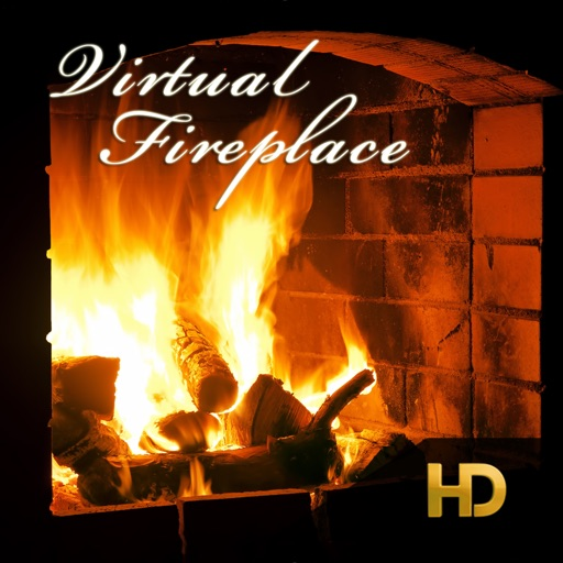 Virtual Fireplace HD