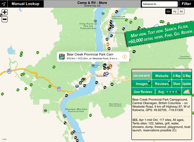 Campgrounds In California Map.Camp Rv Tents To Rv Parks