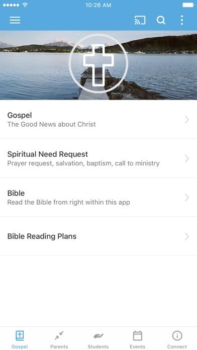 NEHBC Student Ministry