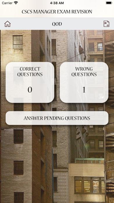 CSCS Manager Exam Revision screenshot 7