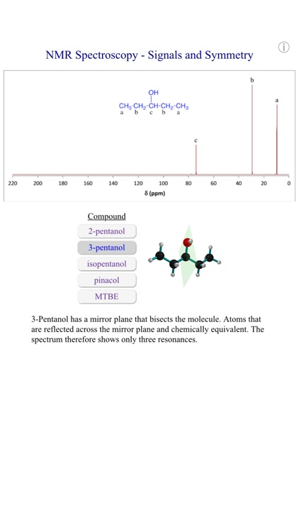 Visualizing Organic Chemistry screenshot-3