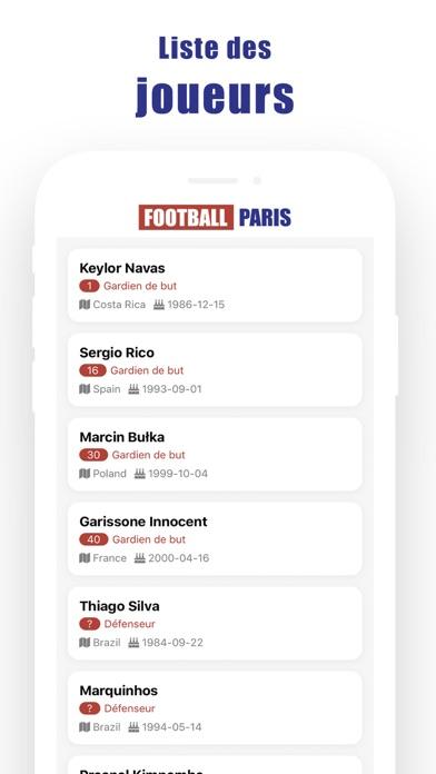 Football Parisلقطة شاشة4