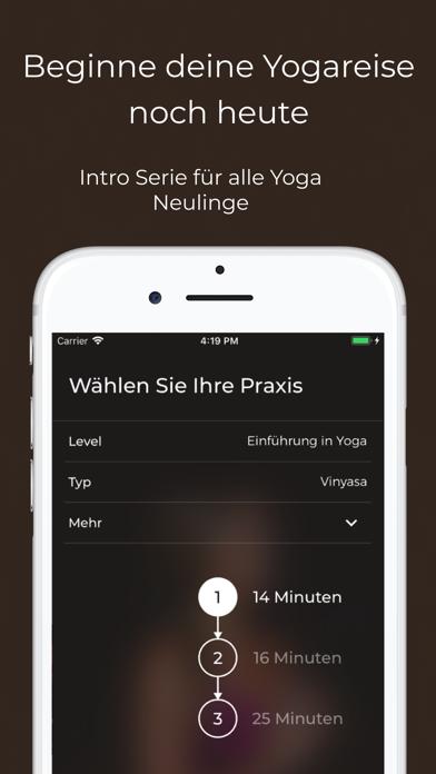messages.download Yoga für Anfänger | Down Dog software