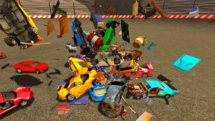 Derby Destruction Simulator screenshot-0