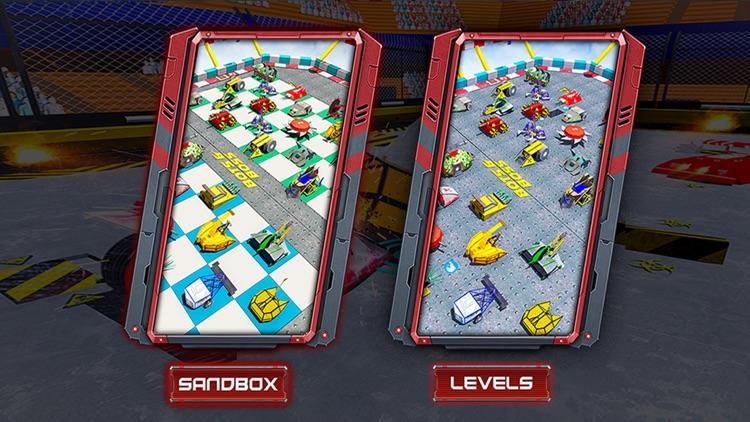 Crash of Battlebots screenshot-5