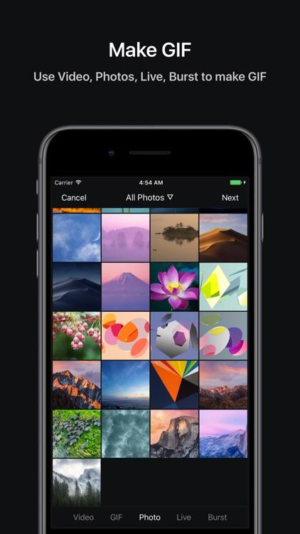 Pixact - Make GIF & Live