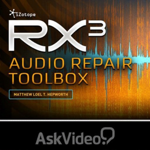 Audio Repair Course For RX3