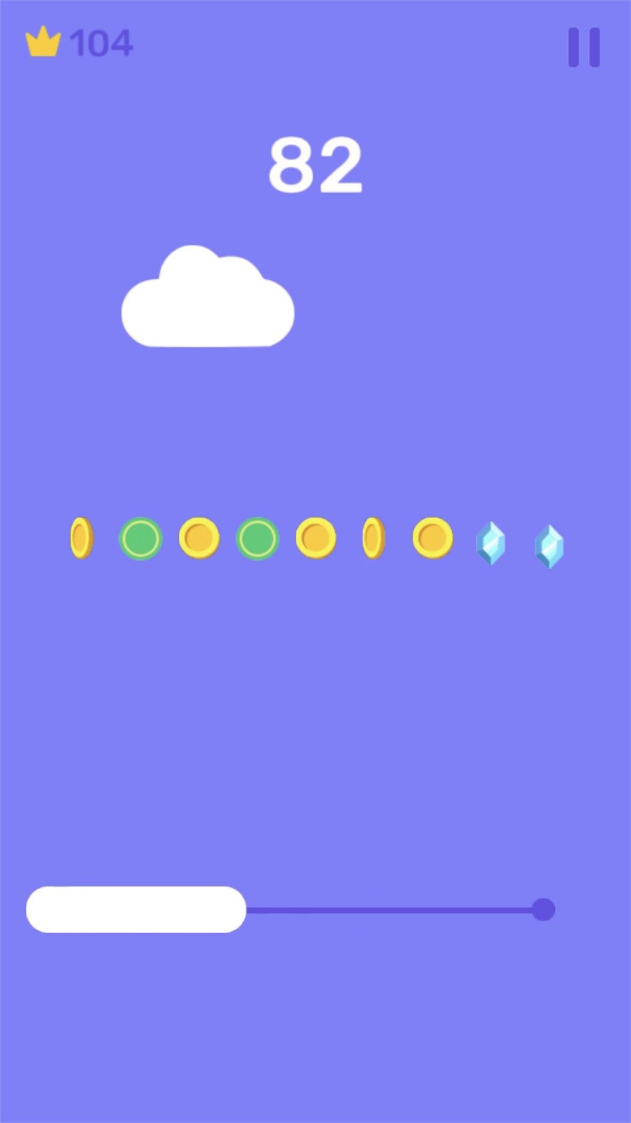 Screenshot do app Drop Flop!