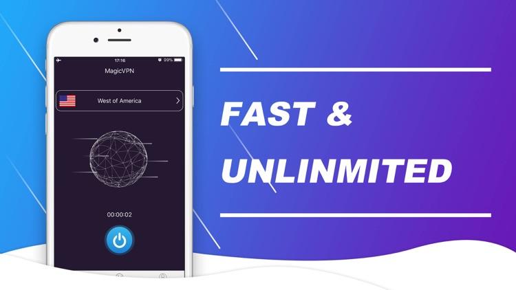 MagicVPN - Unlimited VPN Proxy