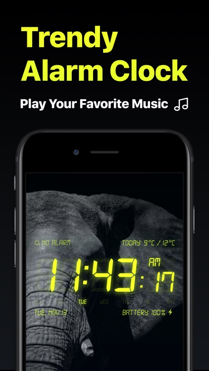 Alarm Clock - My Music Alarms