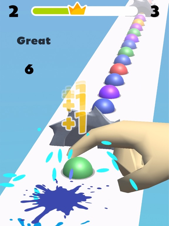 Bubble Popper 3D screenshot 3
