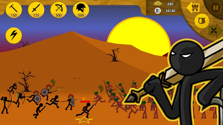Stick War: Legacy screenshot-3
