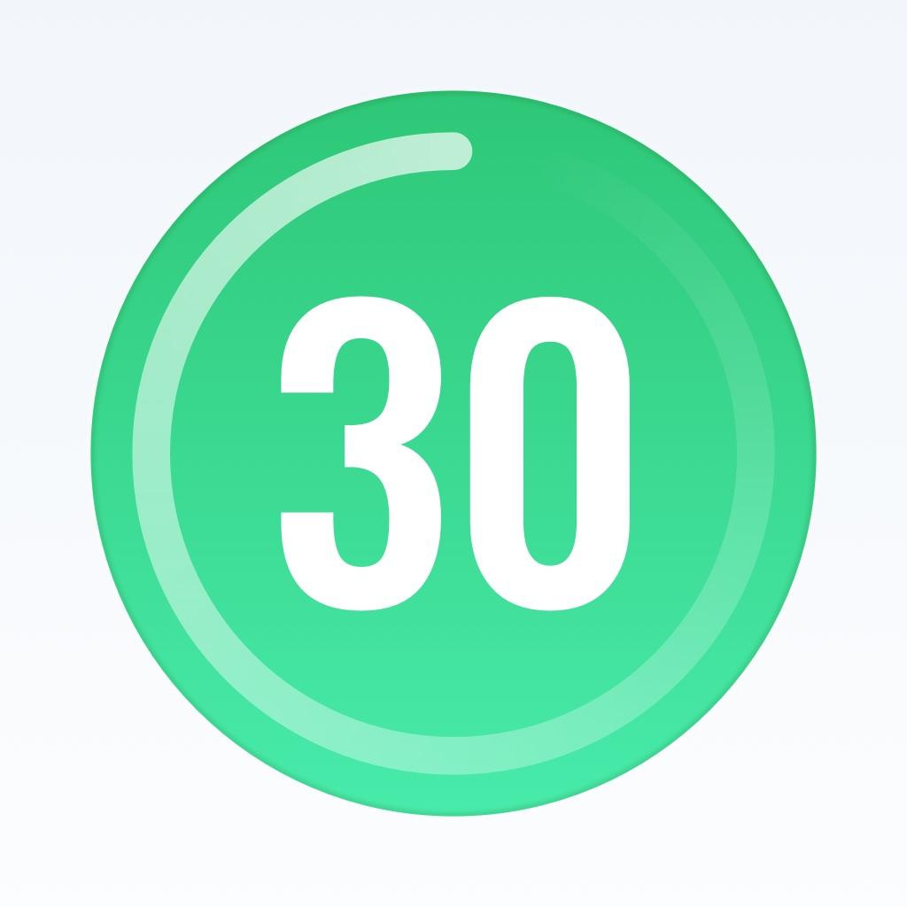 30天 減肥 運動 健身
