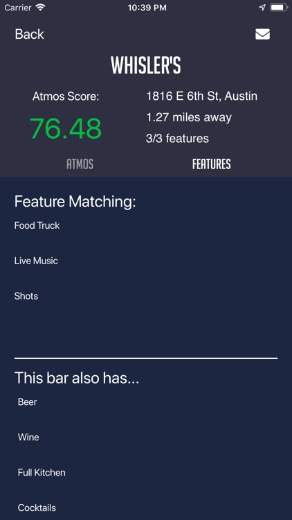 Atmos - Find the perfect bar screenshot-5