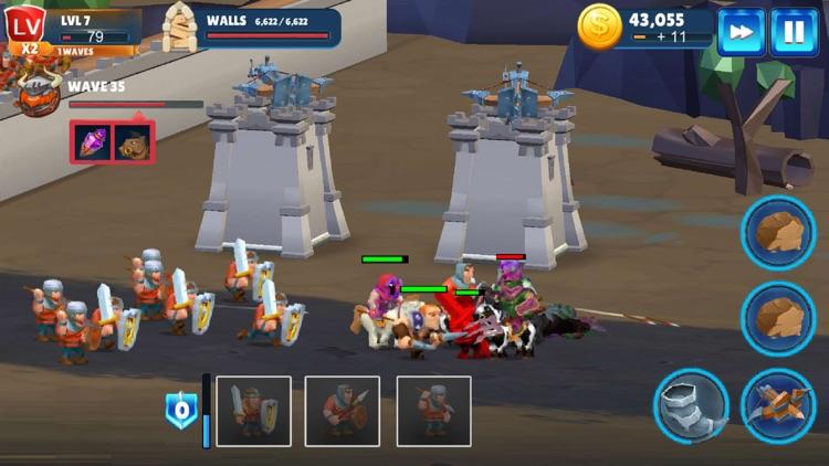 Kingdom Rise : Tower Defense screenshot-3