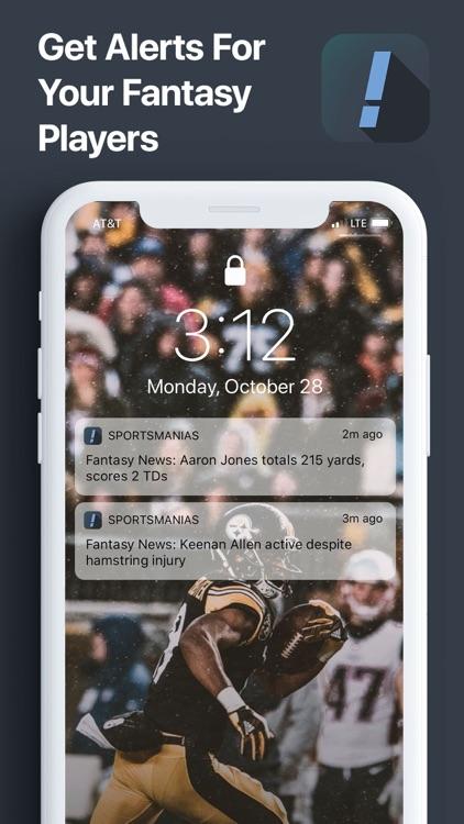 SportsManias: Emojis & Fantasy screenshot-4