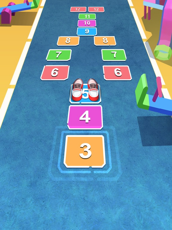 Hopscotch: Back to Childhood screenshot 7