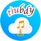 App Icon for Tiubdy: Mp3 & Audio Streaming App in France App Store