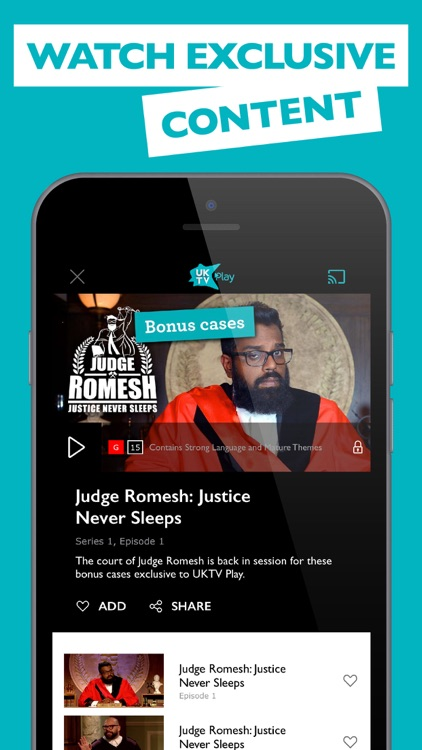 UKTV Play: Watch TV On Demand screenshot-7