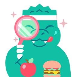 Foodzilla! Nutrition Assistant