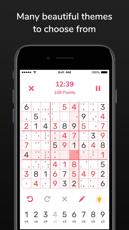 Sudoku Extreme - Number Puzzle screenshot-6