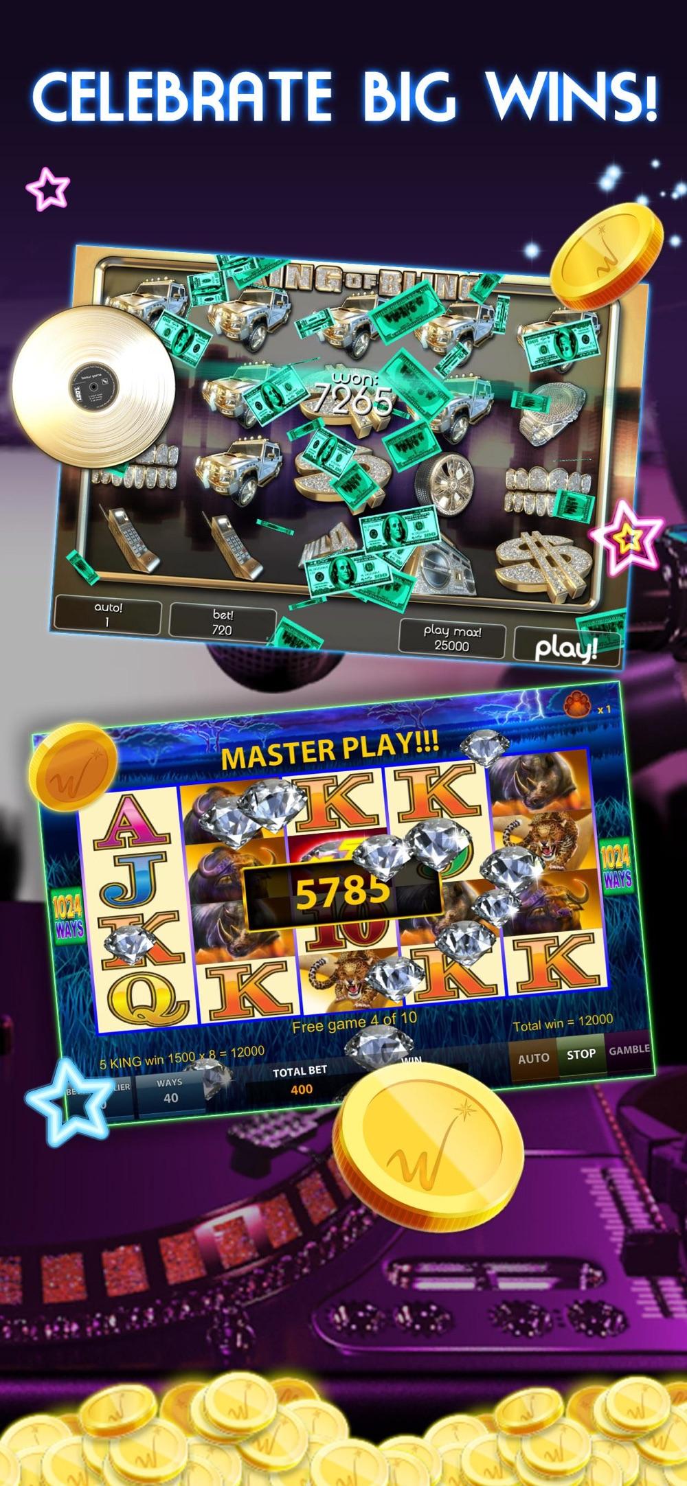 Winstar Social Casino hack tool