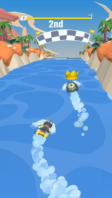 Screenshot for Flippy Race in Argentina App Store