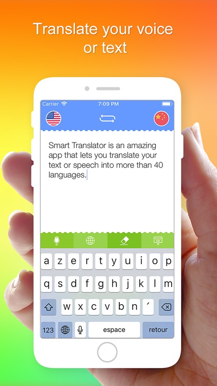 Translate-Smart Translator!