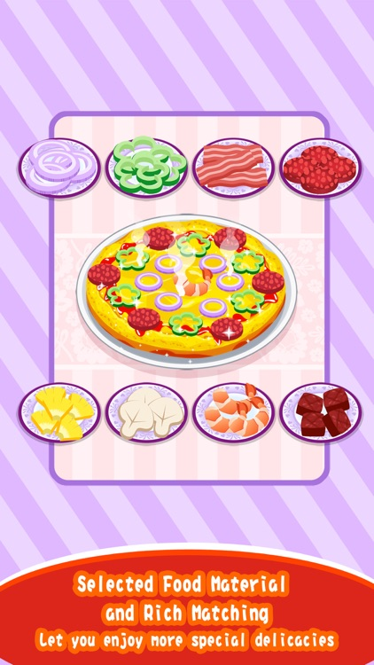 Pizza Shop - Cooking games