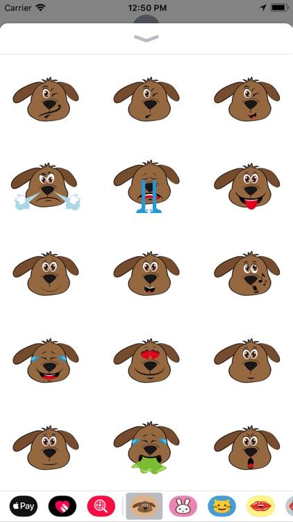 dogshocola 01 sticker